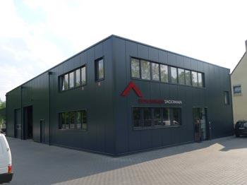Architekten Recklinghausen gewerbebau recklinghausen puschmann architektur recklinghausen